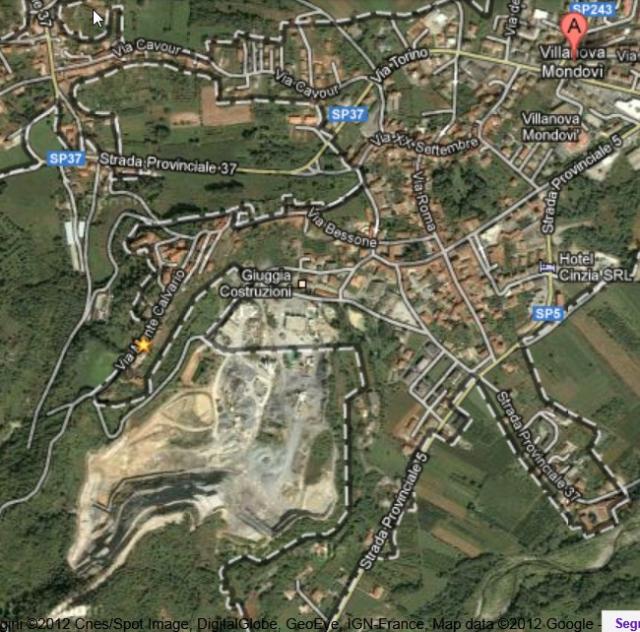 Villanova Mondovì