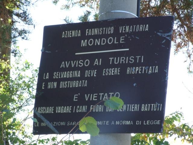 Azienda Faunistica Venatoria Mondolè