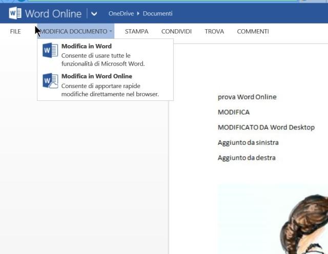 Selezione di quale versione di Word utilizzare