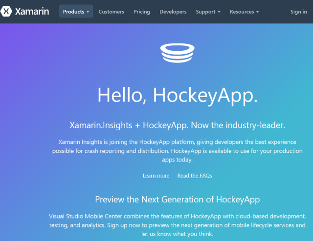 Xamarin.Insights