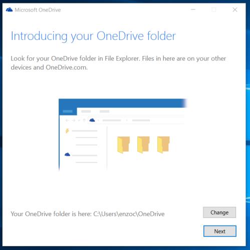 OneDrive configuration (3)