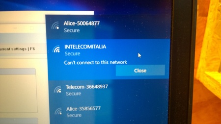 Cannot connect to a WIFI network that requires special protection settings (2)