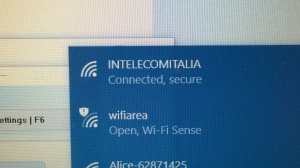 Connected, secure