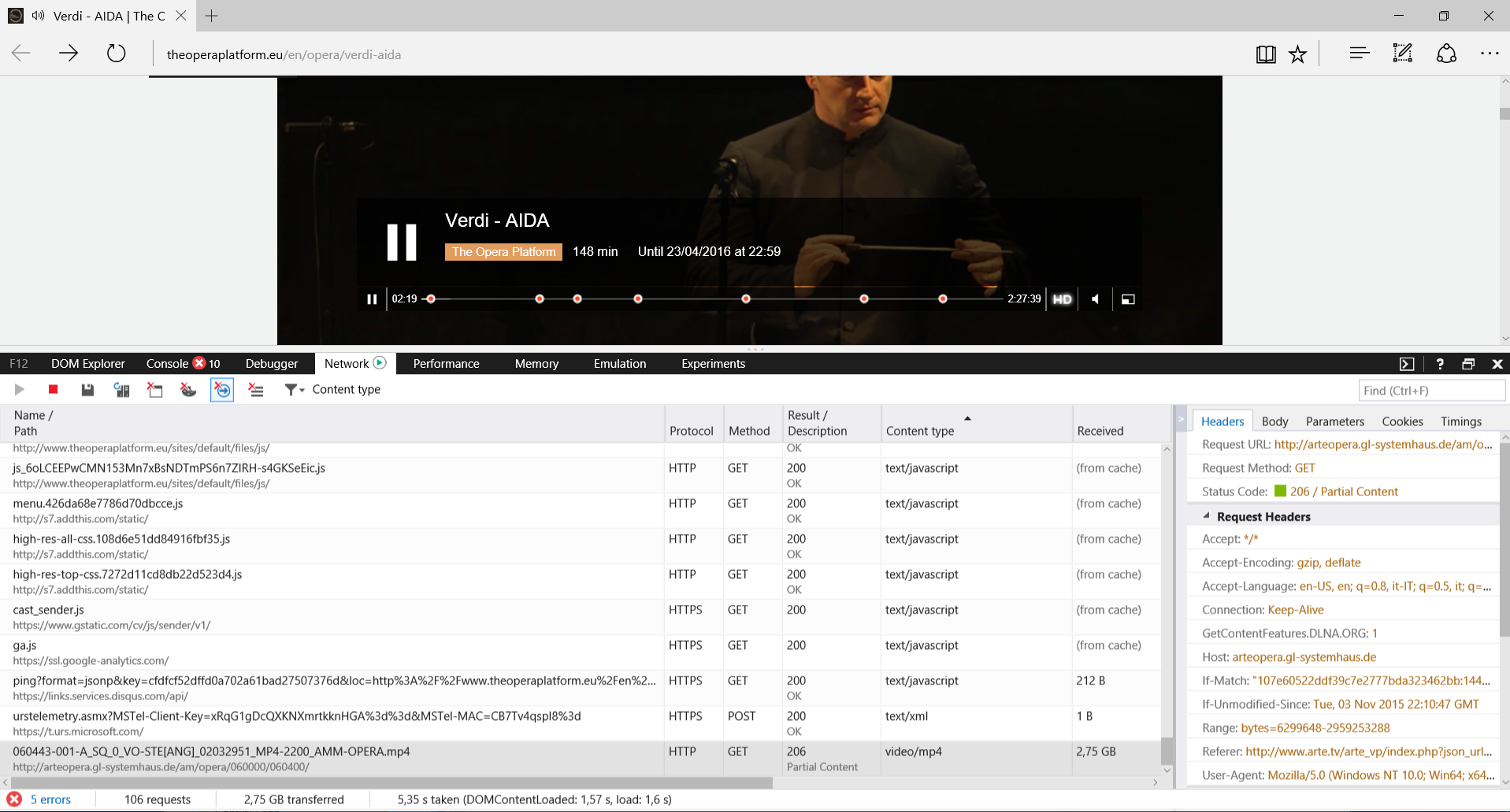 to video download mp4 streaming