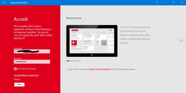 App su Windows 10 / Windows 8.1 (1)