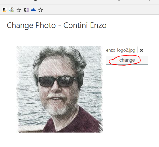 how to change profile picture in outlook