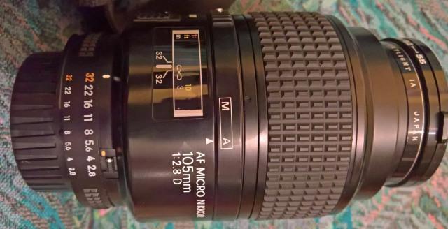 Nikon 105mm (macro)