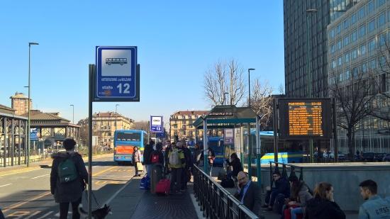 Autostazione c.so Bolzano (stazione Porta Susa)