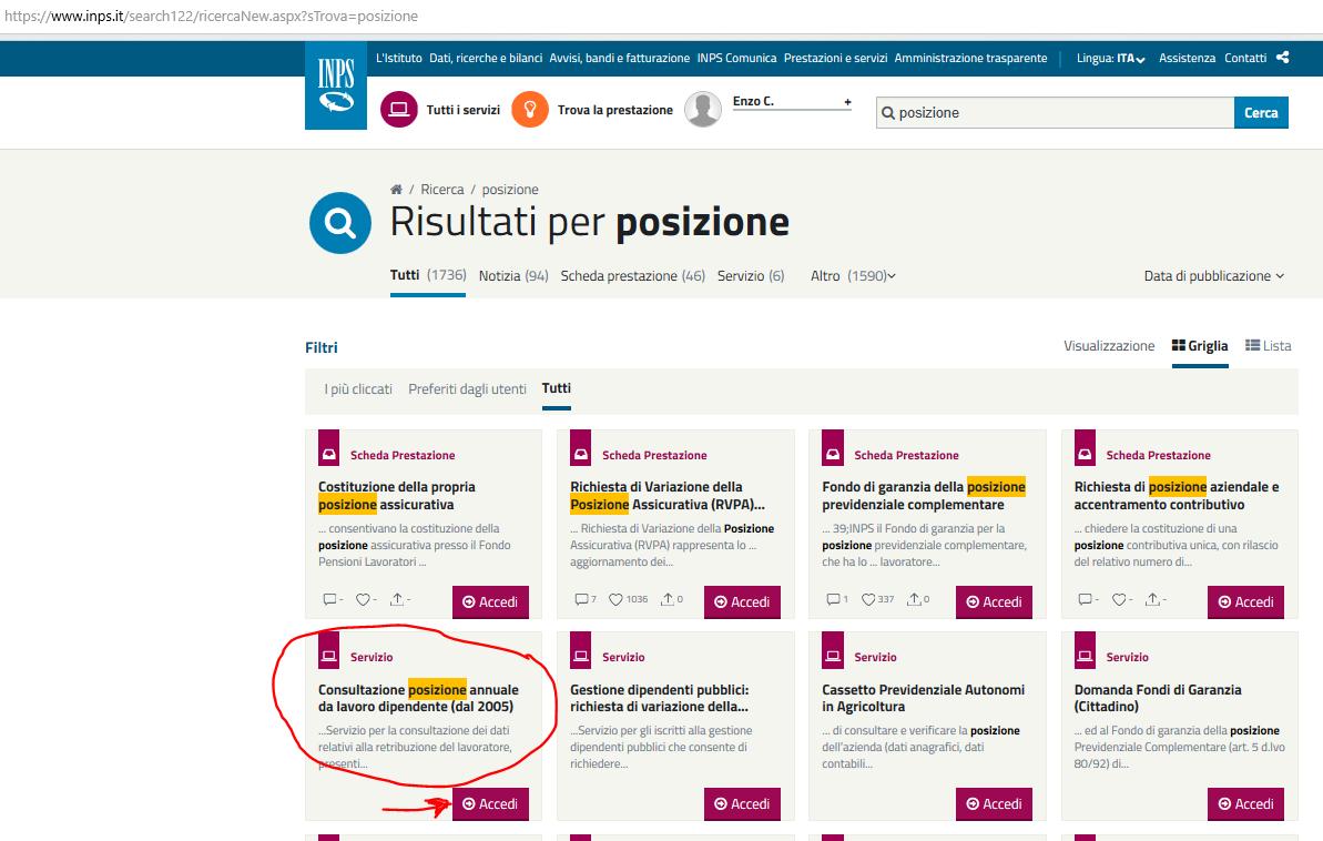 Calcolo della pensione enzo contini blog - Calcolo finestra pensione ...