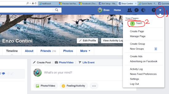 Recover that Page ID in Facebook (1)