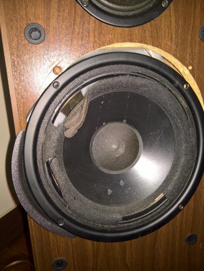 Front surround suspensions (broken)