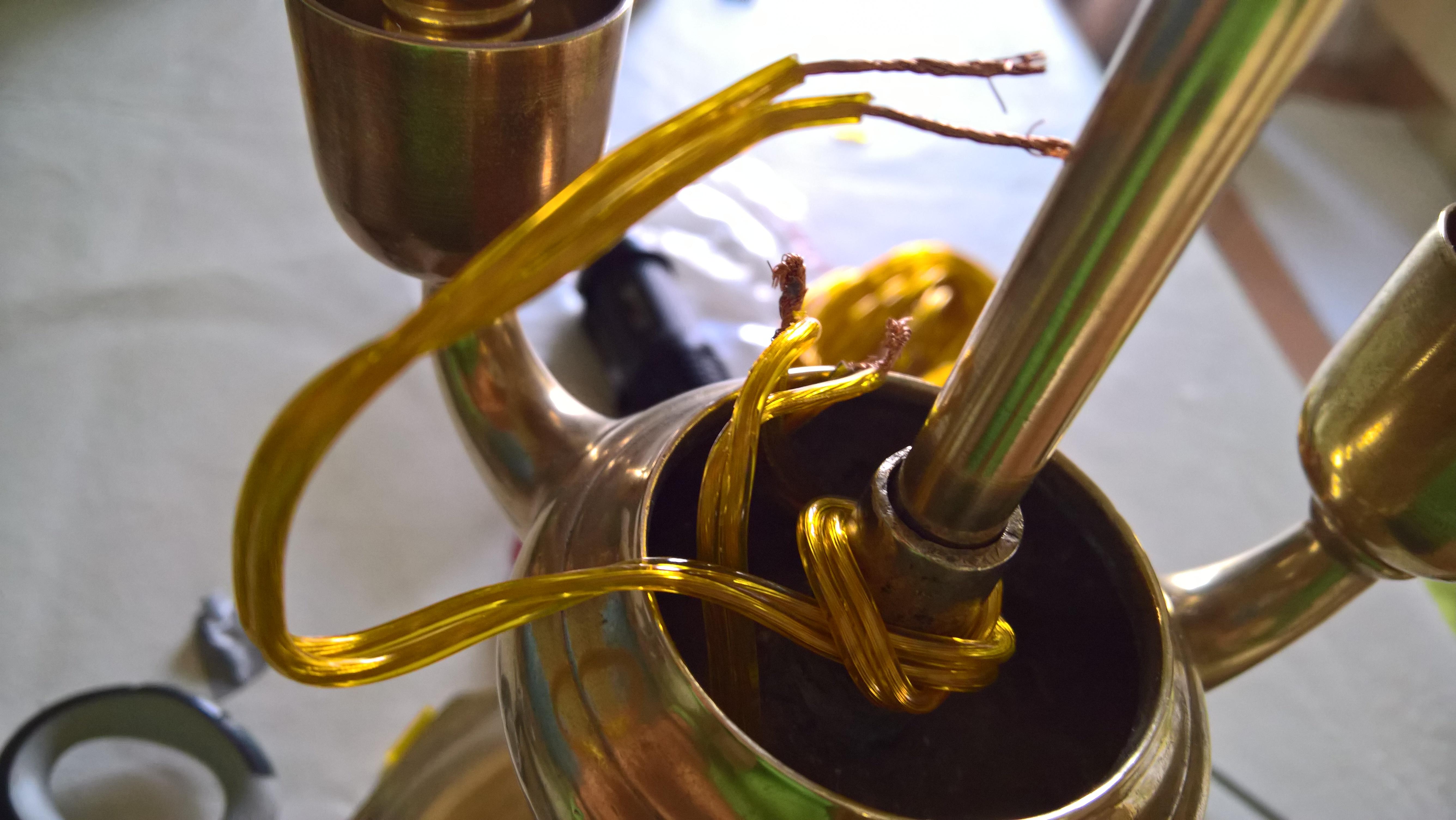 Lampada Fiorentina : Plafoniera lampada con luci art ferro battuto arte