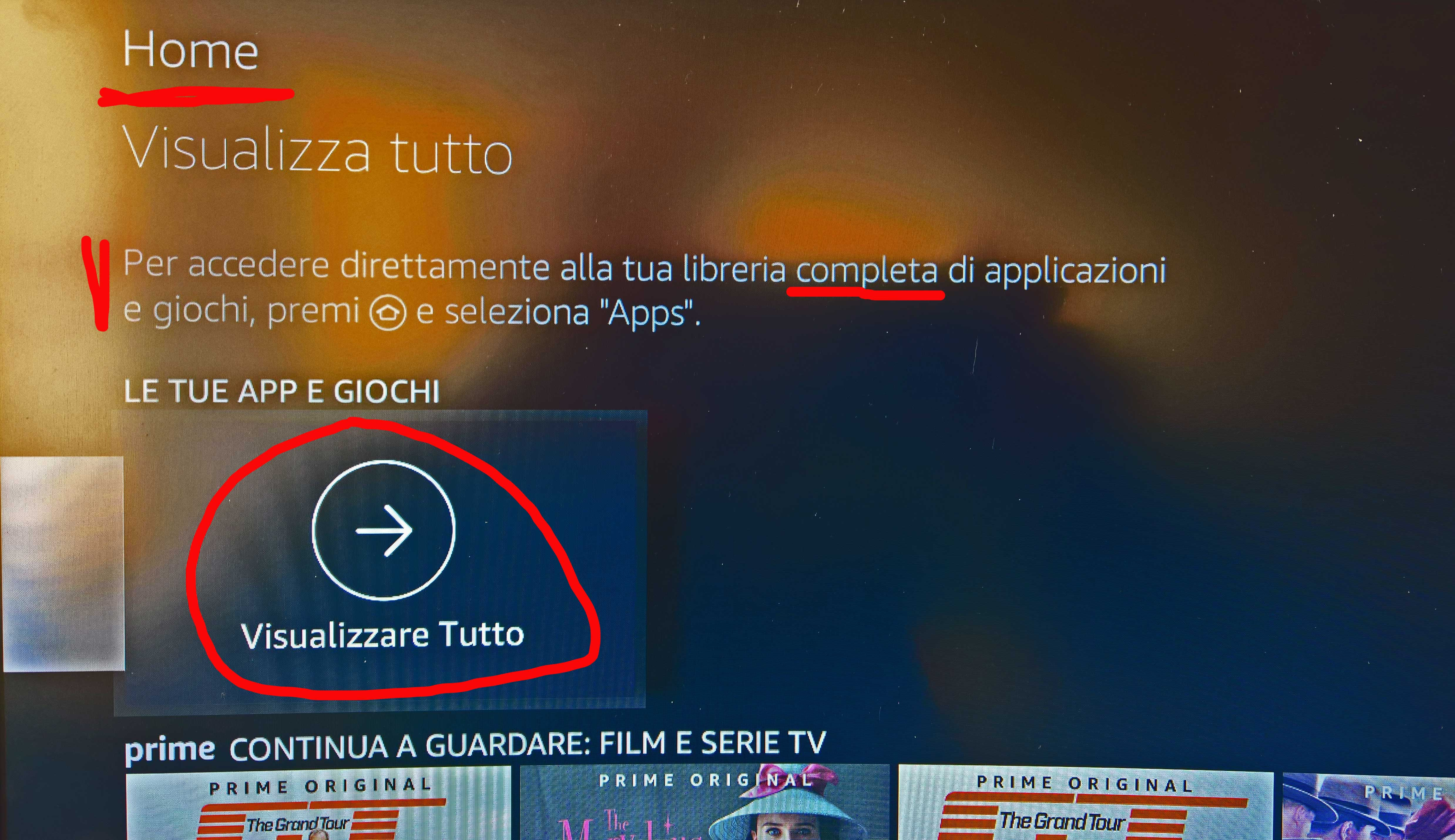 timvision su smart tv telefunken