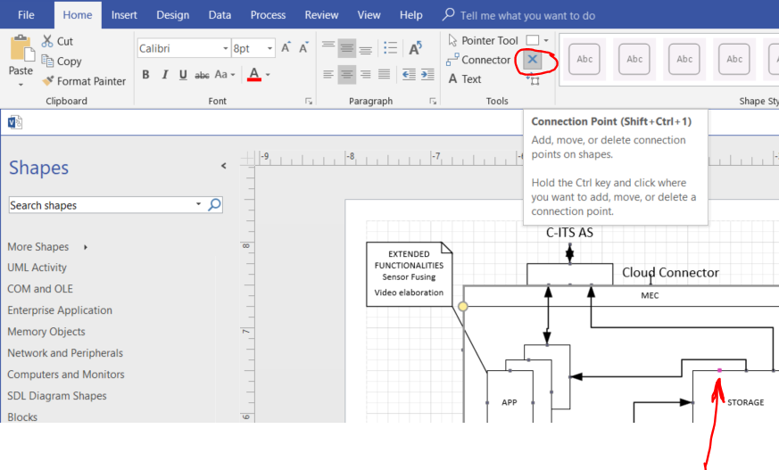 Drawing Uml 25 Diagrams With Visio 2016 Even With The Standard